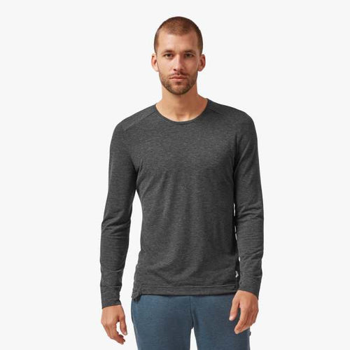 Men's Comfort Long-T - Black
