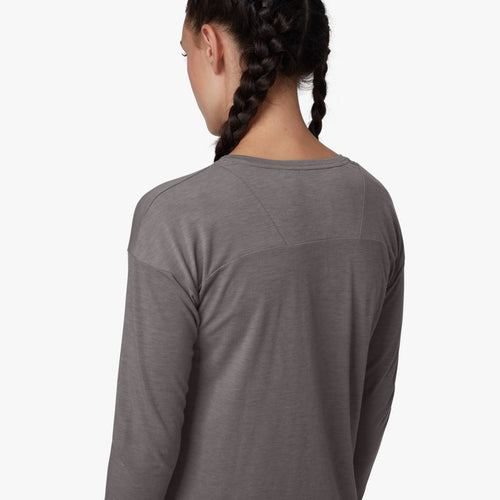 Women's Comfort Long-T - Rock