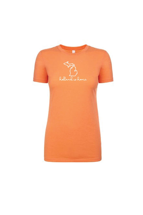 Women's Holland is Home TB SS