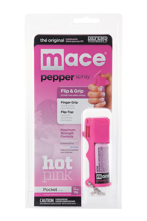 Mace Pink Pocket Pepper Spray