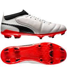 Puma One 17.2 FG-White