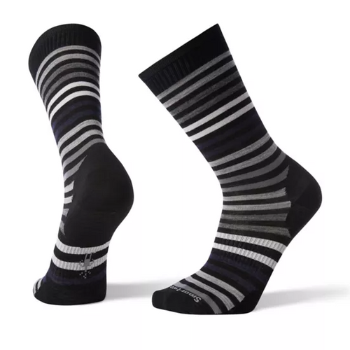 Men's Spruce Street Crew Sock - Black