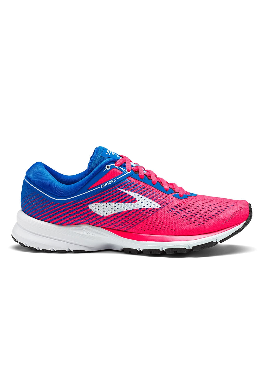 new styles 8ac37 91168 Women's Launch 5 Running Shoe - Pink/Blue/White