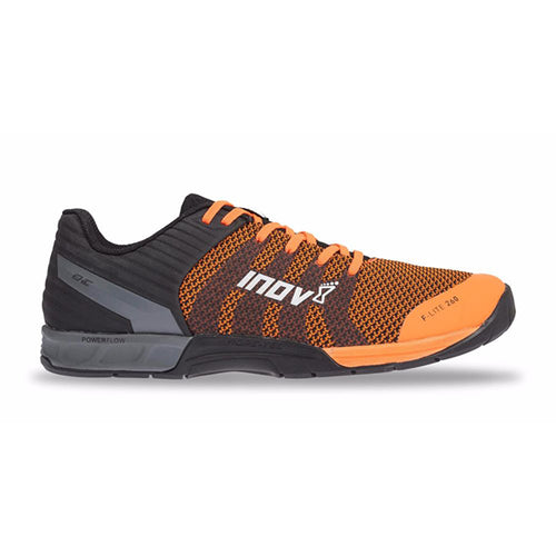 Men's F Lite 260 Knit Cross Training Shoe - Orange/Black