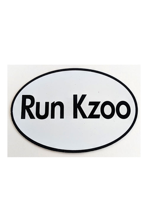 Run Kzoo Magnet