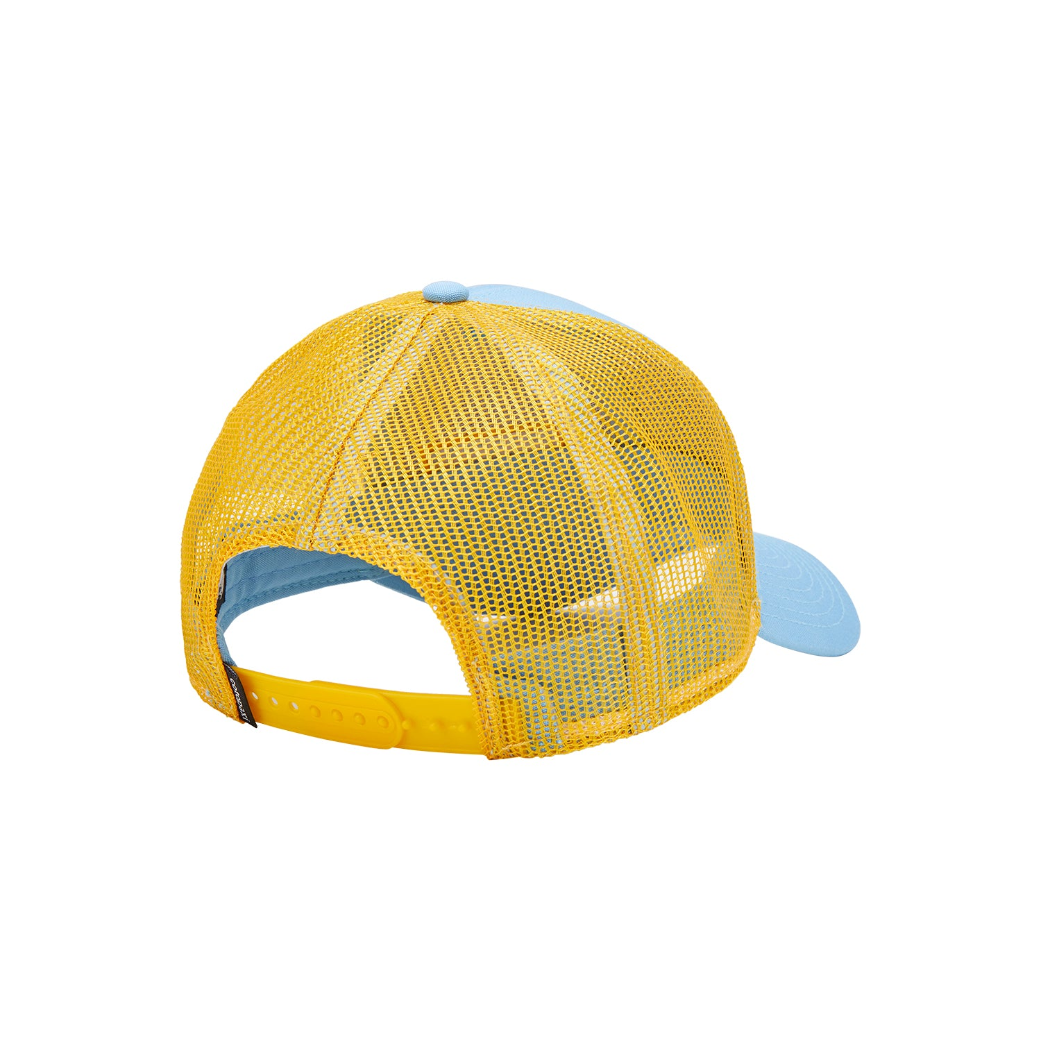 8f80cd40b88d3 Horizon Trucker Hat - Sky Blue Sunset – Gazelle Sports