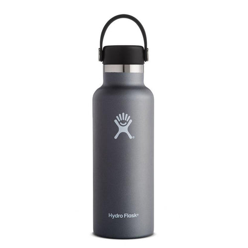 18 oz Standard Mouth Insulated Waterbottle - Stone