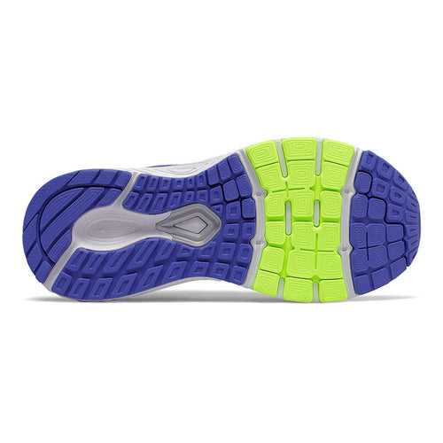 Boys' 880 v7 Running Shoe - Steel/Pacific