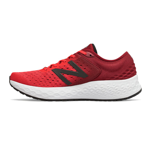 Men's Fresh Foam 1080 v9 Running Shoe - Energy Red/NB Scarlet/Black