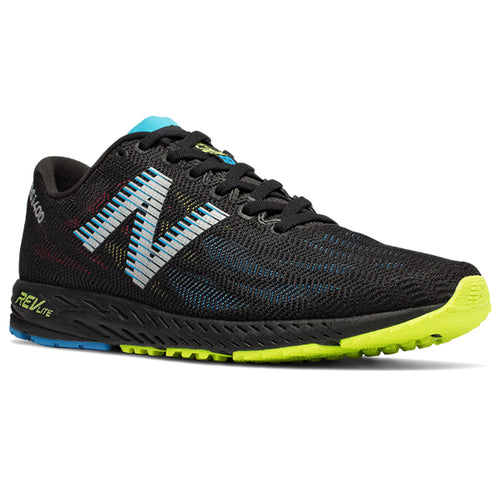 Men's 1400 v6 Running Shoe - Black/Polaris