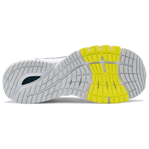 Men's 860 v10 Running Shoes - Supercell with Orion Blue & Sulphur Yellow