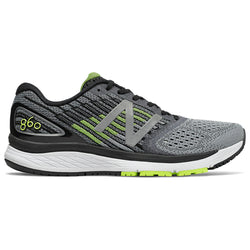 4c13f782c2100 $125 New Balance No reviews. Quick Shop Men's 860 v9 Running Shoe -  Steel/Highlight/Black