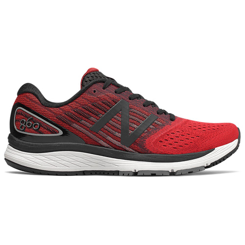 Men's 860 v9 Running Shoes-Team Red/Magnet