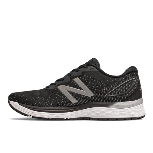 Men's 880 v9 Running Shoe - Black-Steel-Orca