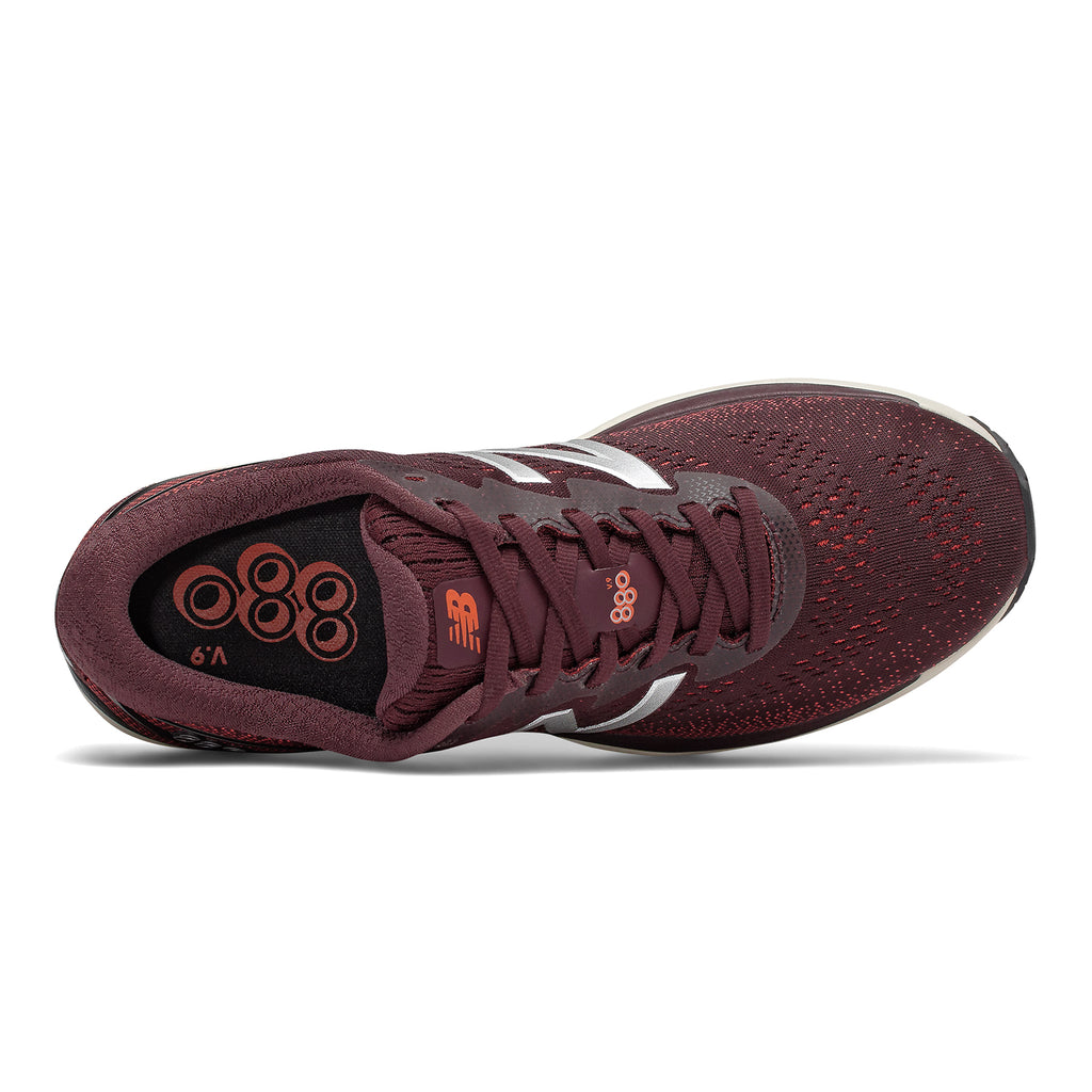 Men's 880 v9 GTX Running Shoes - Henna/Maroon/Coral Glow ...