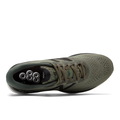 Men's 880 v9 Running Shoe - Mineral Green/Black