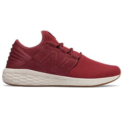 Men's Fresh Foam CRUZ v2 Running Shoe - Mercury Red/Chili Pepper/Moonbeam