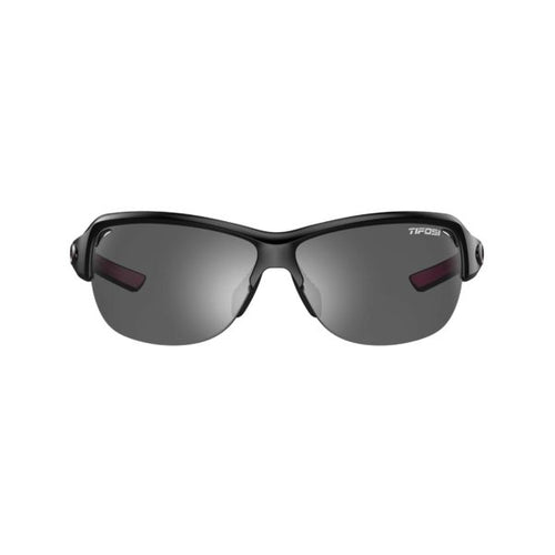 Tifosi Mira Sunglasses - Black / Pink Smoke