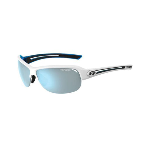 Tifosi Mira Sunglasses - Sky Cloud / Smoke Bright Blue