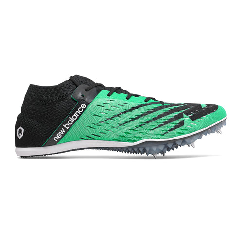 Men's MD800v6 Track Spike - Neon Emerald/Black