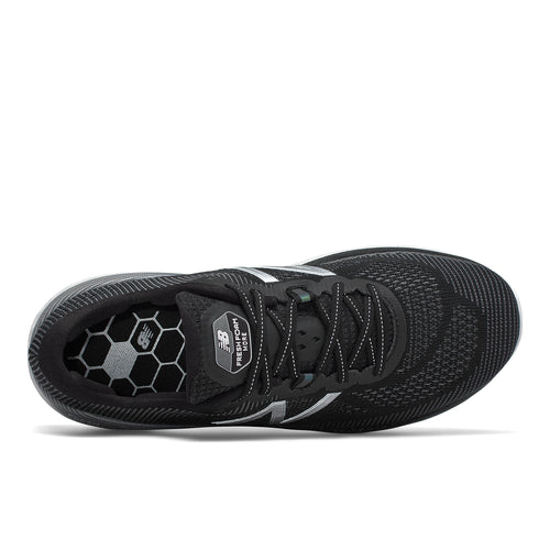 Men's Fresh Foam More Running Shoe - Black/Orca