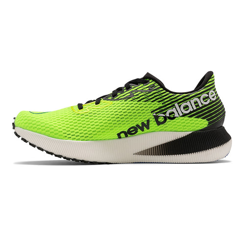 Men's Fuel Cell RC Elite Running Shoe - Energy Lime With Cobalt Blue
