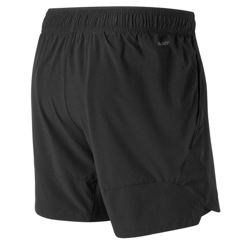 Men's 7 Inch 2-in-1 Short - Black