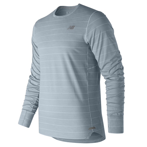 Men's Seasonless Long Sleeve - Platinum Sky