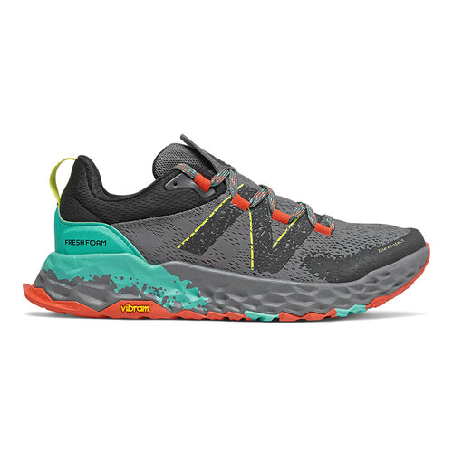 Men's Fresh Foam Hierro v5 Trail Shoe - Lead with Tidepool