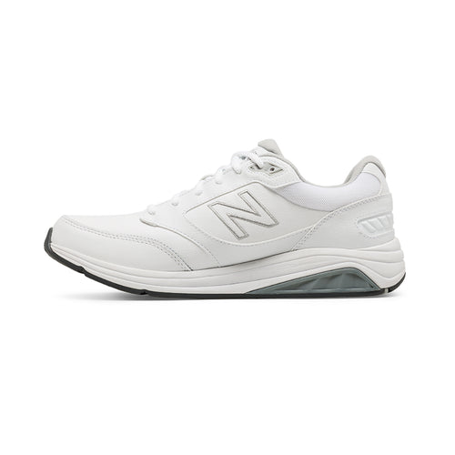 Men's Leather 928v3 Walking Shoes - White