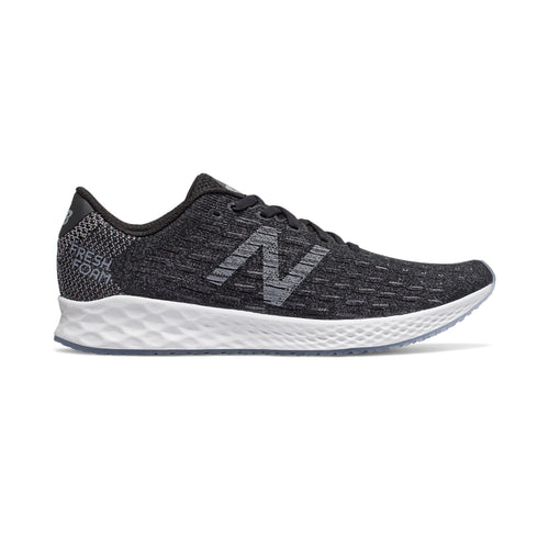 Men's Fresh Foam Zante Pursuit Running Shoe - Black/Castlerock/White
