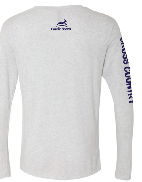 Cross Country Arrows Long Sleeve Crew