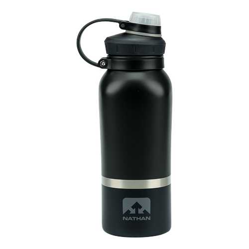 HammerHead 40 oz Steel Insulated Bottle - Black / True Black Wild Dove