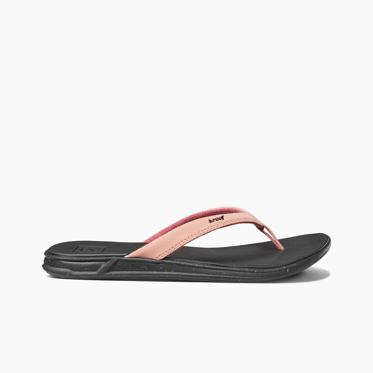 d22e3de6ab62 Women s Reef Rover Catch Pop Sandals - Bright Coral – Gazelle Sports
