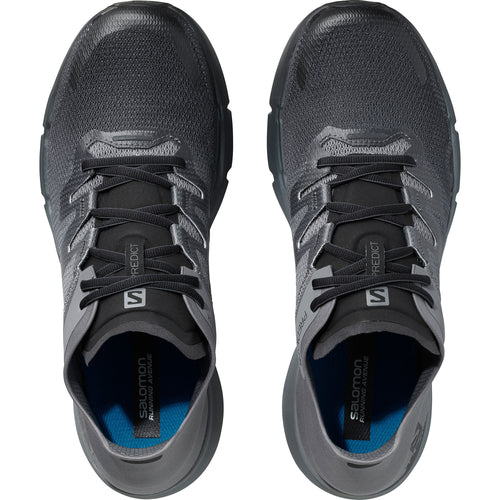 Men's Predict RA Running Shoe - Black/Quiet Shade/Ebony