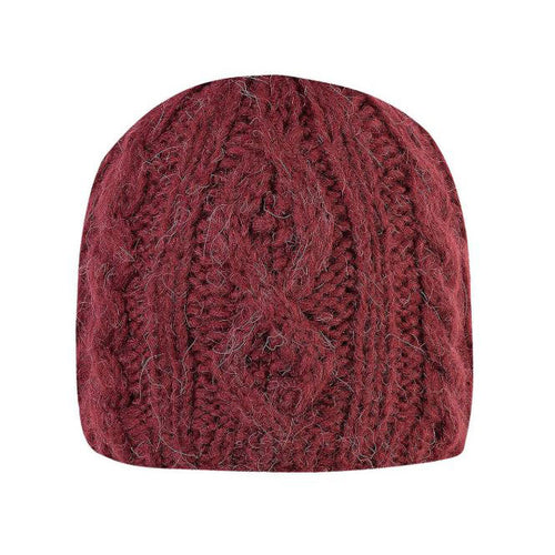 Women's Riley Beanie - Raisin