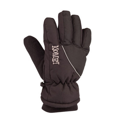 Children's Snowball Glove-Black