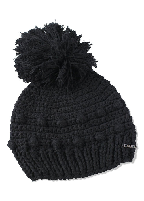Womens Pammy Beanie -Black