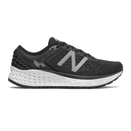 Women's Fresh Foam 1080v9 Running Shoe - Black/White
