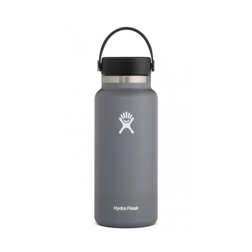 32 oz Wide Mouth Insulated Waterbottle - Stone