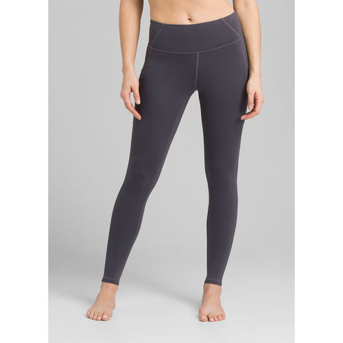 Women's Electa Legging-Coal