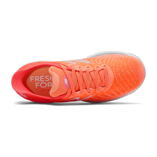 Women's 860v11 Running Shoe - Citrus Punch/Vivid Coral