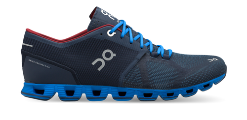 Men's Cloud X Running Shoe - Midnight/Cobalt