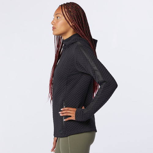 Women's NB Heatloft Jacket - Black