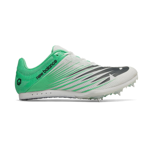 Women's MD500v6 Trake Spike - White with Neon Emerald