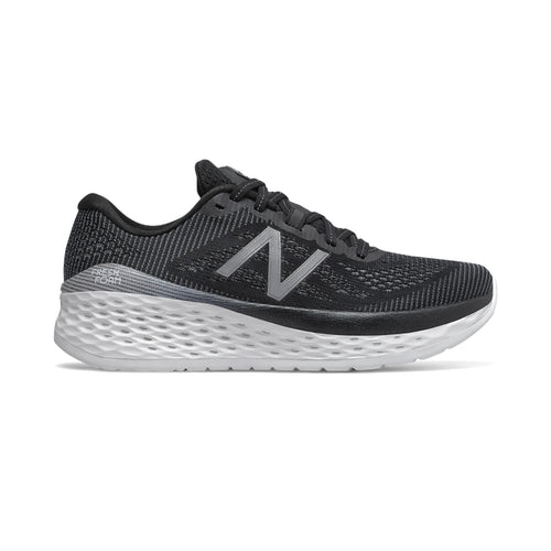 Women's Fresh Foam More Running Shoe - Black/Orca