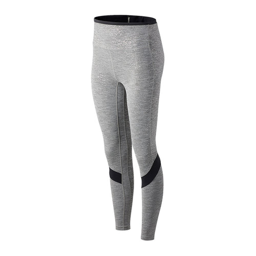 Women's Transform Novelty High Rise 7/8 Pocket Tight - Light Aluminum/Athletic Grey