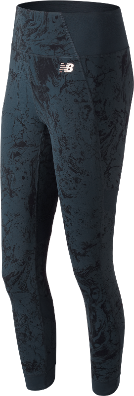 Women's Printed Evolve Tight - Galaxy