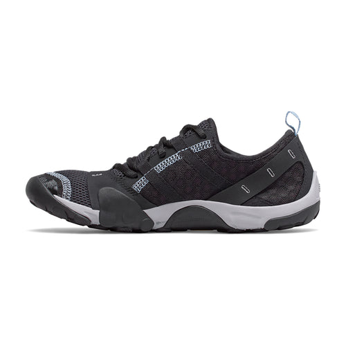Women's Minimus T10v1 Trail Running Shoe -Black with Neo Violet