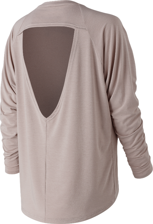 Women's NB Release Open Back Long Sleeve